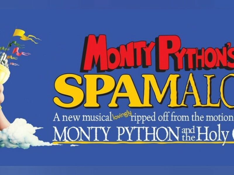 MONTY PYTHON'S SPAMALOT – MUSICAL FILM ADAPTATION ANNOUNCED – DIRECTED BY CASEY NICHOLAW