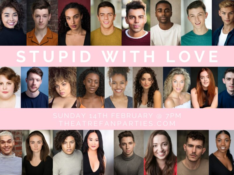 STAR-STUDDED LINE-UP ANNOUNCED FOR VIRTUAL CONCERT – STUPID WITH LOVE
