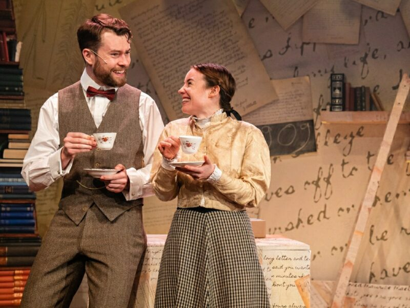 BARN THEATRE'S DADDY LONG LEGS MUSICAL TO BE STREAMED ONLINE