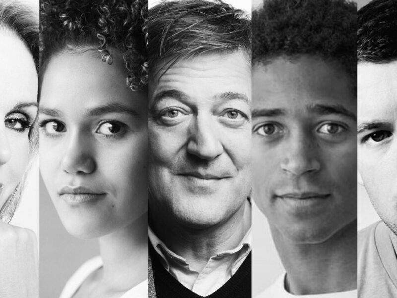 ALL-STAR CAST ANNOUNCED FOR NEW DIGITAL PRODUCTION OF THE PICTURE OF DORIAN GRAY