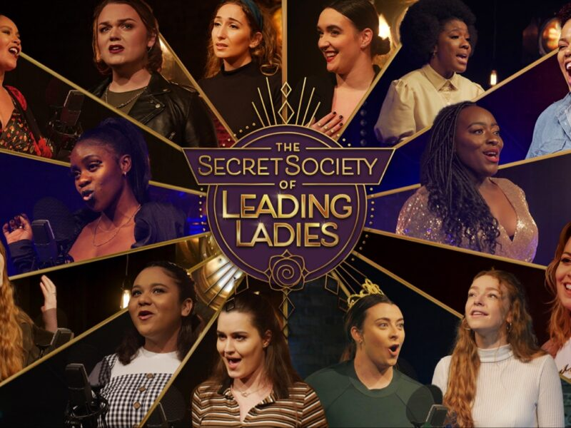 THE SECRET SOCIETY OF LEADING LADIES – NEW INTERACTIVE DIGITAL CONCERT FROM THE BARN THEATRE ANNOUNCED