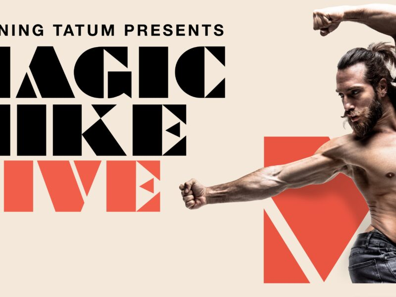 CHANNING TATUM'S MAGIC MIKE LIVE TO REOPEN IN LONDON THIS MAY