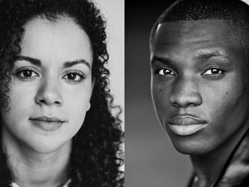 COURTNEY STAPLETON & EMMANUEL KOJO TO STAR IN DISNEY'S BEAUTY AND THE BEAST