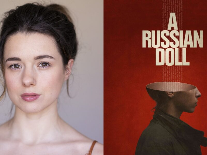 RACHEL REDFORD TO STAR IN WORLD PREMIERE OF CAT GOSCOVITCH'S A RUSSIAN DOLL – BARN THEATRE & ARCOLA THEATRE