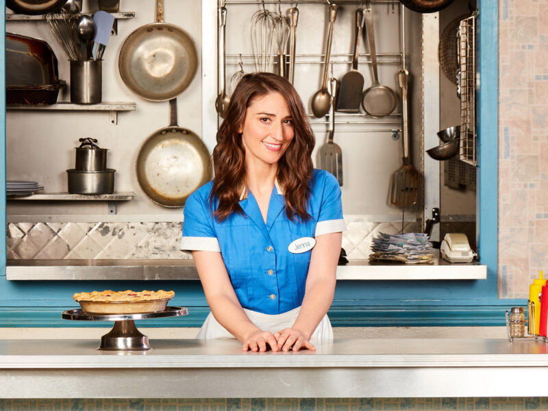 WAITRESS BROADWAY REVIVAL – STARRING SARA BAREILLES PLANNED