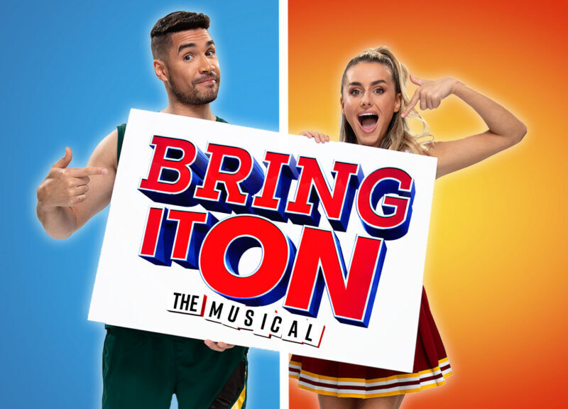BRING IT ON – THE MUSICAL – FULL CAST ANNOUNCED