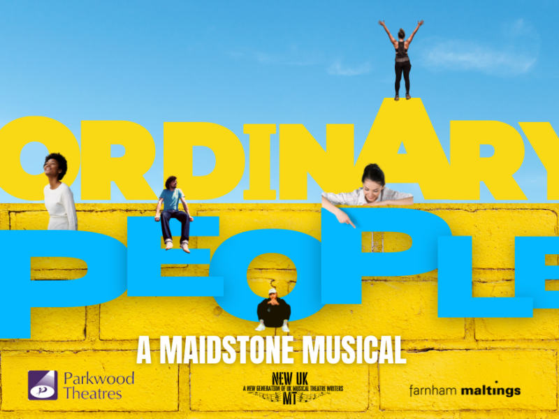 ORDINARY PEOPLE – NEW BRITISH MUSICAL – CAST & CREATIVES ANNOUNCED
