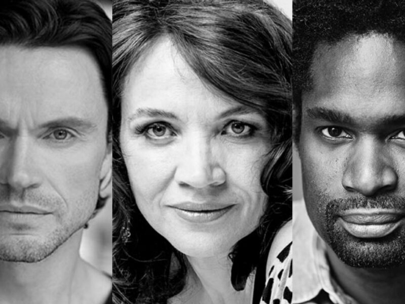 INDECENT PROPOSAL – WORLD PREMIERE ANNOUNCED FOR SOUTHWARK PLAYHOUSE – OCTOBER 2021 – STARRING NORMAN BOWMAN, JACQUI DANKWORTH & AKO MITCHELL