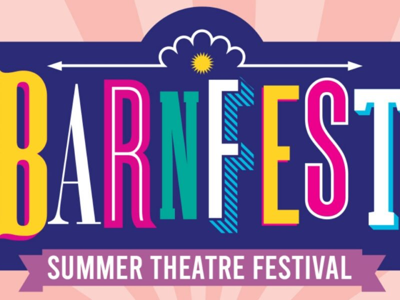 BARN THEATRE ANNOUNCES BARNFEST 2021 SUMMER FESTIVAL LINE-UP – FEAT. JAI MCDOWALL, ADAM BAYJOU, LUCY O'BYRNE, DAVID RIBI & MORE