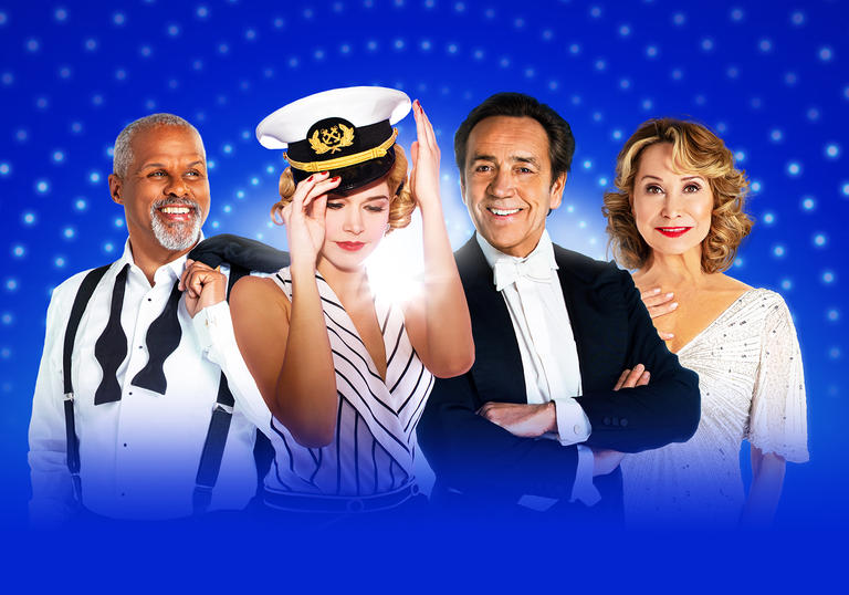 ANYTHING GOES – LONDON REVIVAL – EXTENDS RUN