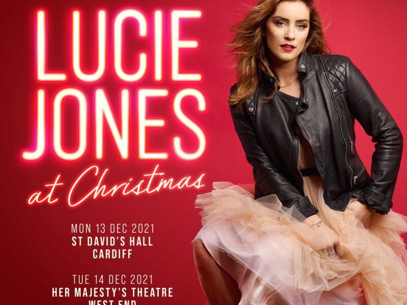 LUCIE JONES ANNOUNCES EXCLUSIVE HEADLINE CONCERTS – LUCIE JONES AT CHRISTMAS