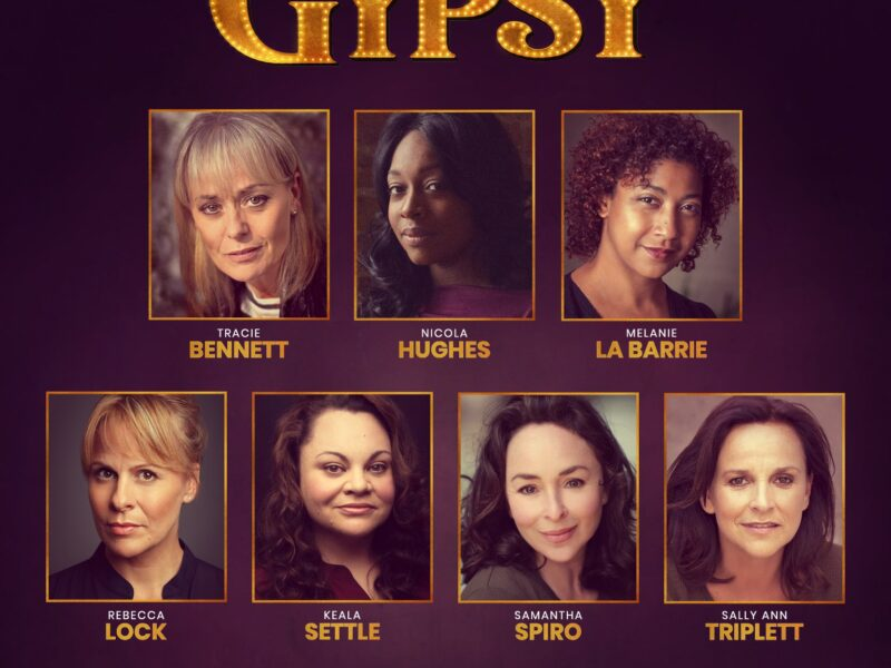 GYPSY IN CONCERT – ALL-STAR CASTING ANNOUNCED