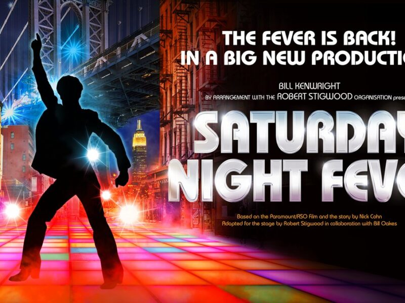 SATURDAY NIGHT FEVER – WEST END RETURN ANNOUNCED