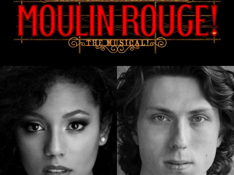 LIISI LAFONTAINE & JAMIE BOGYO TO LEAD WEST END'S MOULIN ROUGE! THE MUSICAL