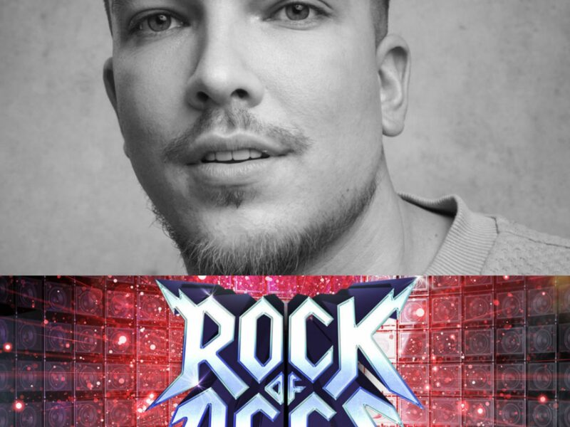 MATT TERRY TO JOIN UK TOUR OF ROCK OF AGES