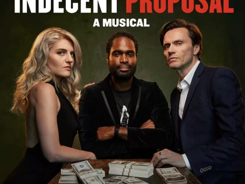 LIZZY CONNOLLY & EVE DE LEON ALLEN ANNOUNCED TO STAR IN INDECENT PROPOSAL MUSICAL