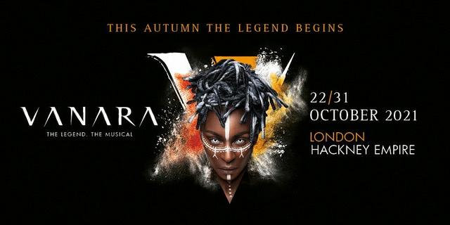 VANARA – WORLD PREMIERE OF NEW MUSICAL – CAST ANNOUNCED