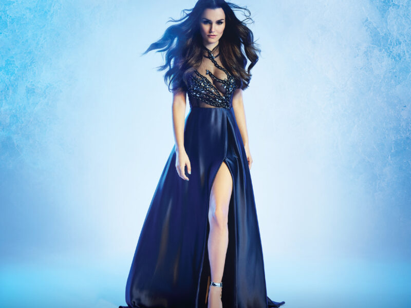 SAMANTHA BARKS NEW ALBUM ANNOUNCED – INTO THE UNKNOWN