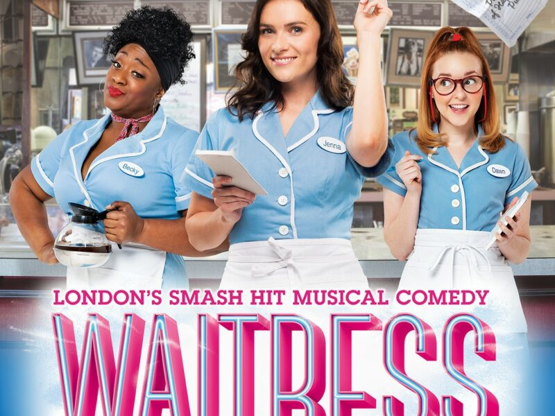CHELSEA HALFPENNY TO STAR IN UK TOUR OF WAITRESS