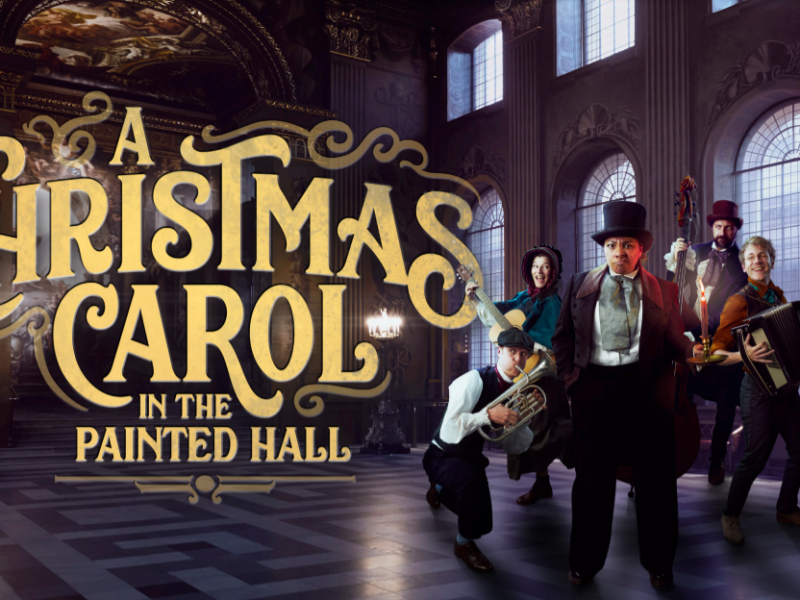 A CHRISTMAS CAROL IN THE PAINTED HALL – BY GOBLIN THEATRE ANNOUNCED