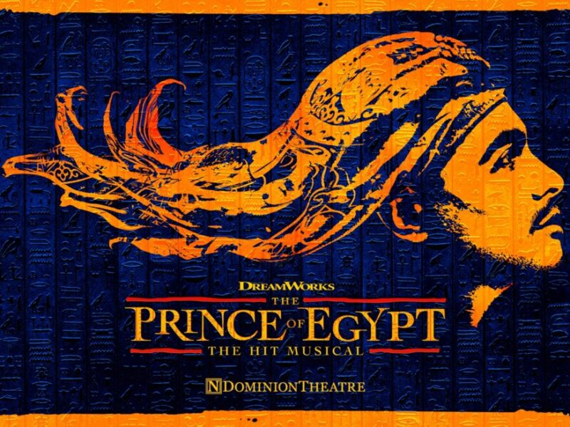 THE PRINCE OF EGYPT ANNOUNCES CLOSING DATE – JANUARY 2022