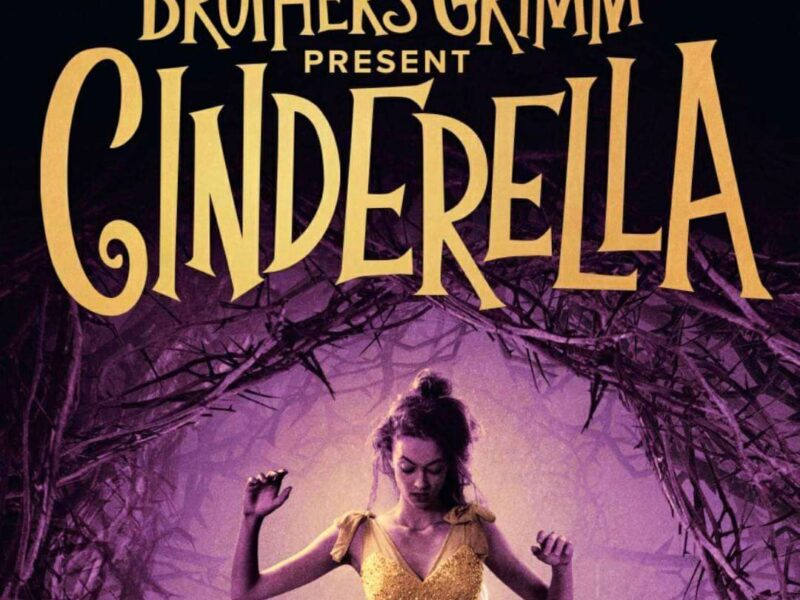 THE BROTHERS GRIMM PRESENT – CINDERELLA – BARN THEATRE CIRENCESTER – FULL CAST & CREATIVES ANNOUNCED
