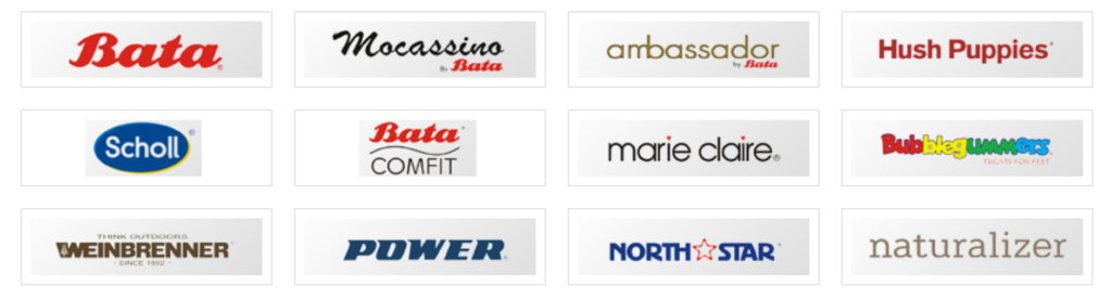 Bata India Ltd-A leading Footwear company in india Brand list