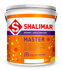 Buy S Shalimar Paints Master Emulsion - 1 L Online at Low Prices ...