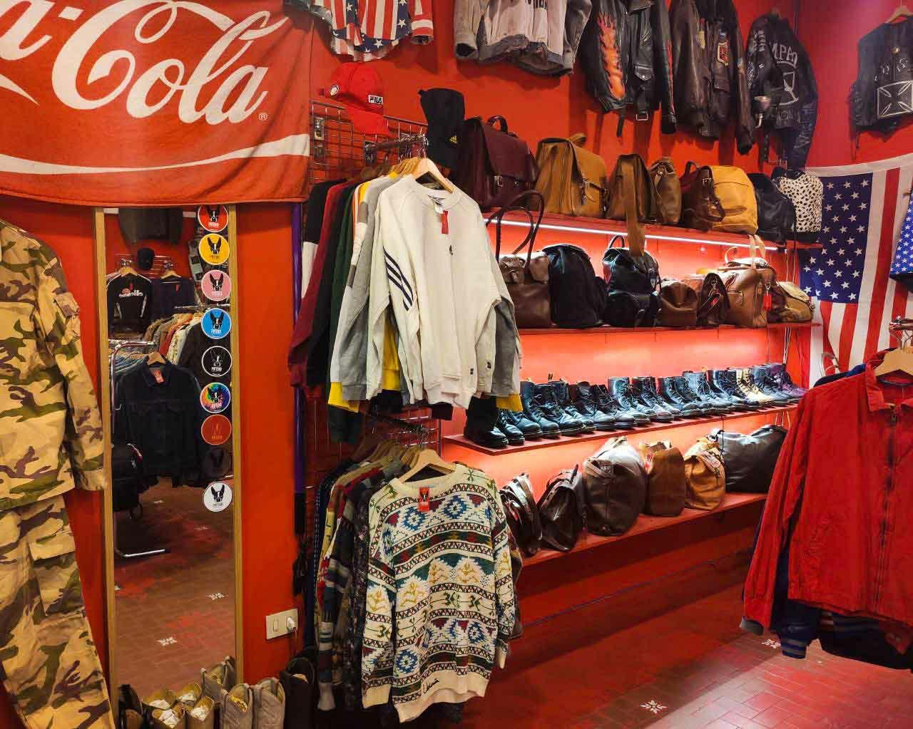 Pifebo - negozio vintage a Roma