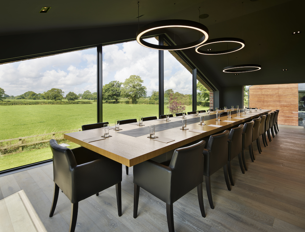 The Colony Boardroom in Wilmslow