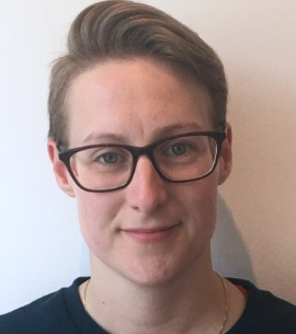 EMILY COOKSON-WILLIAMS – LEAD YOUTH WORKER