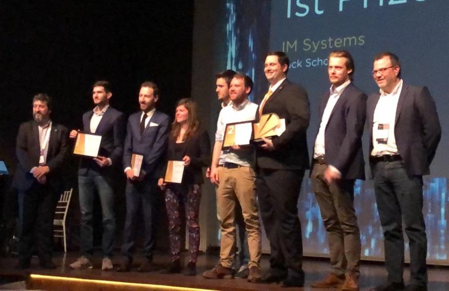 QuadSAT receives entrepreneurship award