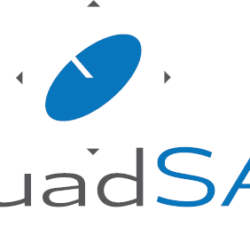Original QuadSAT logo