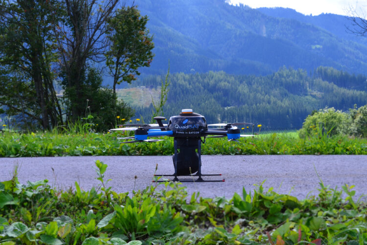 Aflenz drone payload