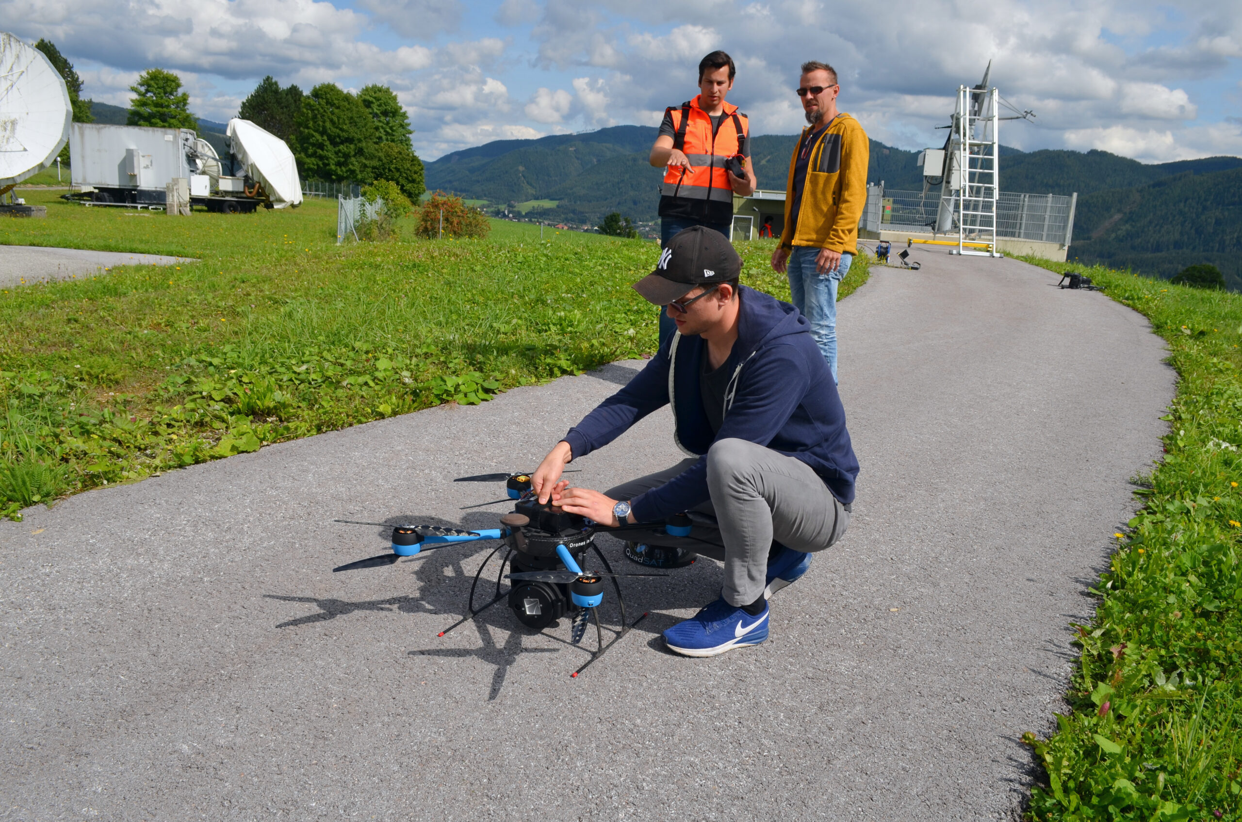 Aflenz Drone Andrian