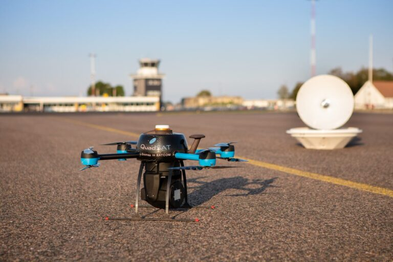 Antenna and drone Investment