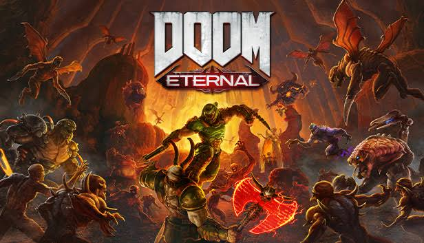 Doom Eternal all-set to release for PC, PS4, Xbox One, Switch