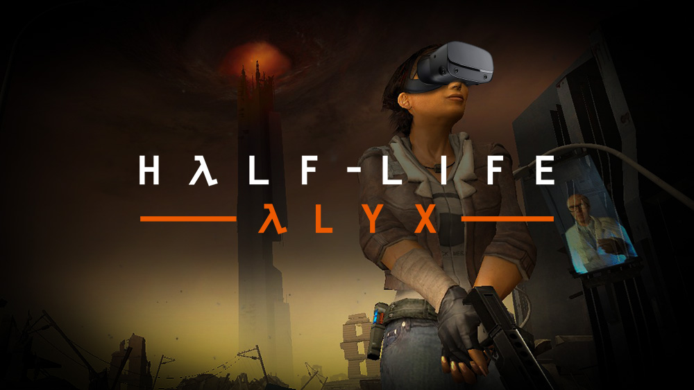 Half-life-alyx Game to be released in March 2020 on PC