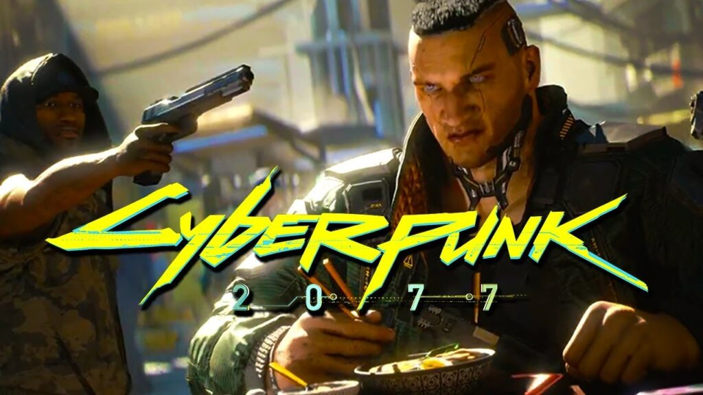 Cyberpunk 2077 is as yet an open-world RPG but dissimilar to The Witcher