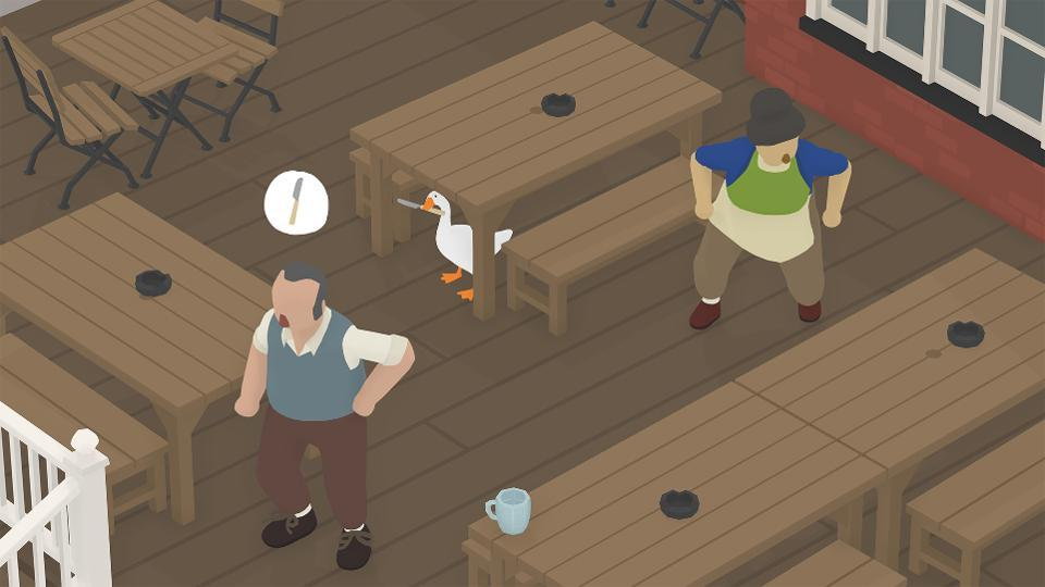 Untitled Goose Game Sold One Million Copies