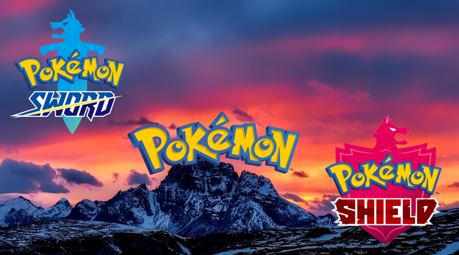 New Game POKEMON SWORD AND SHELID