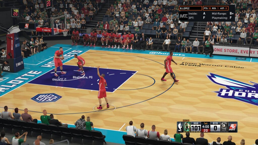 NBA 2k16 Game cheat Codes with ways to enter the codes