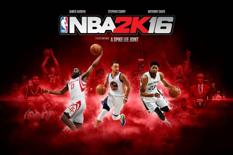 NBA 2k16 cheat codes