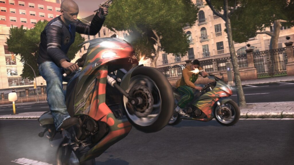 Wheelman - Latest Motorcycle Riding game for PlayStation 3 Platform