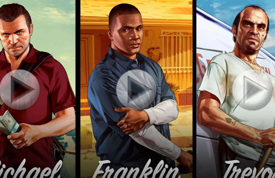 The Guide to complete details about GTA 5 characters