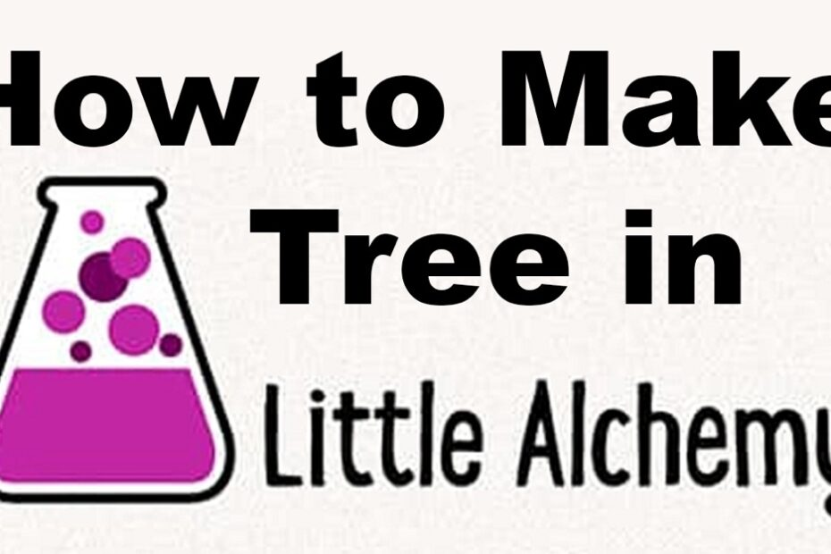 Make a Tree In Little Alchemy 2 and Little Alchemy