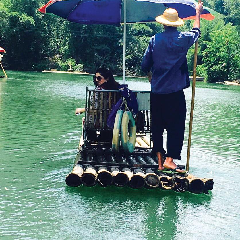 9-bamboo-raft
