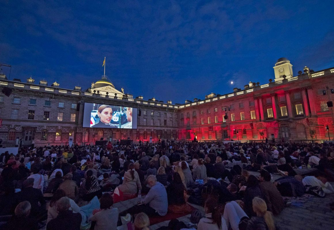 Film4 Summer Screen at Somerset House © Peter Macdiarmid, All photos courtesy SH Press Office