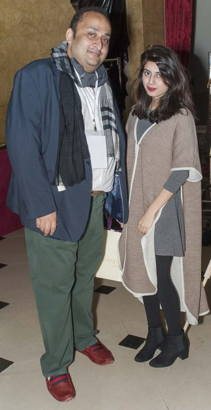 Aamir and Agha Noor