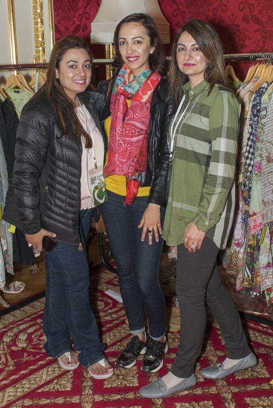 Saadia, Huriya and Mariam